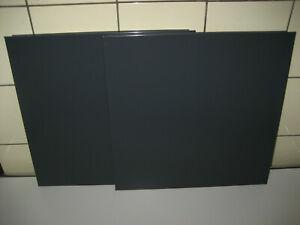 USM Haller Bleche anthrazitgrau 350/350