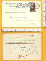 "Libreria Torcelan ""Rustor"" di Caltanissetta - Cedola Commissione Libraria- 25314"
