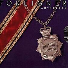 Jukebox Heroes: The Foreigner Anthology by Foreigner (CD, Aug-2000, 2 Discs, Rhi