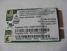 Toshiba A205-S6808 Mini PCI-e Laptop Wireless Card 3945ABG V000060830 (K15-03)