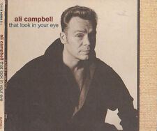 ALI CAMPBELL (UB40) THAT LOOK IN YOUR EYE 4 TRACK CD SINGLE