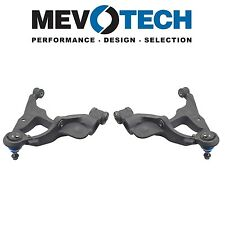 For Chevrolet GMC Set of 2 Front Left & Right Lower Control Arms & Ball Joints
