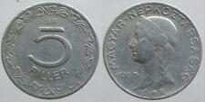Hungría 5 Filler 1959 Alu