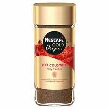 Nescafe Gold Origins Instant Coffee Various Flavours 100g