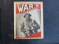 1941 THE WAR ILLUSTRATED VOL. 4 #76 INVASION OF BRITAIN