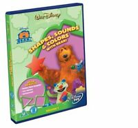 Bear In The Big Blue House: Shapes, Sounds and Colours With Bear [DVD]