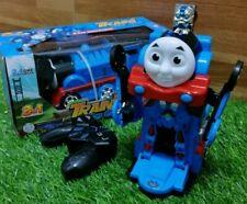 CLASSIC TRAIN TRANSFORMER ROBOT 2.4GHZ THOMAS REMOTE CONTROL CAR GIRLS BOYS TOYS