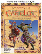 Conquests of Camelot: The Search for the Grail PC Game