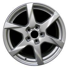 "17"" Audi A4 2009 2010 2011 Factory OEM Rim Wheel 58835 Silver"