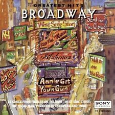 Various Artists - Greatest Hits: Broadway / Various [New CD]
