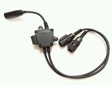 TEA E-Switch Dual Comm PTT MBITR Sordin Comtac Peltor NSW DEVGRU Seals PRC152