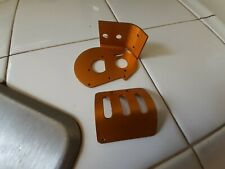 RC10 MOTORPLATE AND GUARD VINTAGE ASSOCIATED VINTAGE RC CAR VINTAGE RC MOTOR
