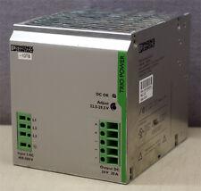Phoenix Contact TRIO-PS/3AC/24DC/20 Power Supply 2866394