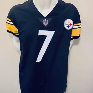 Nike Vapor Elite Jersey Pittsburgh Steelers Ben Roethlisberger Size 52 $325 NEW