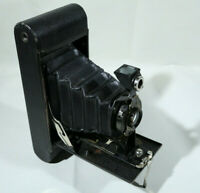 "Vintage Kodak No.2A Folding Autographic Brownie ""working shutter"""