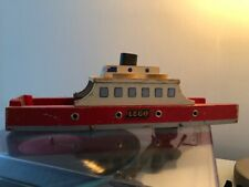 Wooden LEGO Car Ferry from 1958