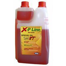 OLIO PER MISCELA 2T X-P LINE SINTETICO CONFEZIONE DA 1LT 79460 AMA