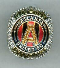 2018 Atlanta United FC Major League Soccer MLS Cup Championship Ring SIZE 12..