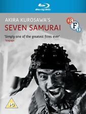 Seven Samurai Blu-Ray NEW BLU-RAY (BFIB1199)