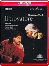 Il Trovatore Giuseppe Verdi HD DVD - Royal Opera House - New and Factory Sealed
