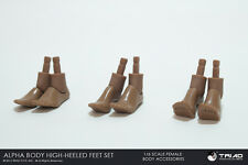 Triad Toys Hispanic Female Heeled Feet Set
