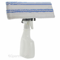 UNIVERSAL Spray Bottle Cloth Cover Pad Cleaning Kit for Window Vacuum Glass Vac
