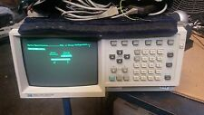 Hp 1630A Logic Analyzer with 10271A State 10272A Timing 10230B Clock Probe