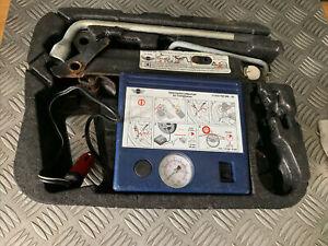 MINI BMW Cooper R50 R52 R55 R56 Tool Kit Set Compressor Mobility System Jack