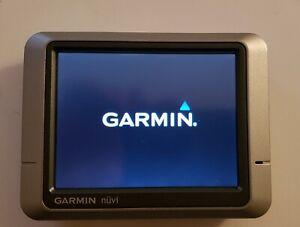 Garmin GPS Nuvi 205 Bundle GPS Navigation Unit Car Power Cord Manuals
