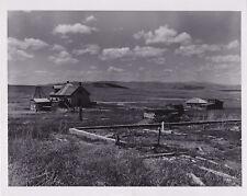RUSSELL LEE: Madison Co. MONTANA * Farm Security Administration FSA 1937 photo