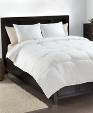 Martha Stewart Allergy Wise Down Alternative King Comforter White $240