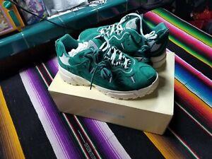 NEW! Converse x GOLF le FLEUR Gianno Suede 169841C (Men's 9)(Women's 10.5) Green