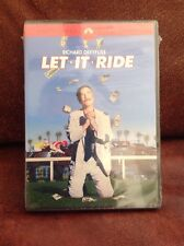 Let It Ride Rare oop dvd. .BRAND NEW, FREE SHIPPING