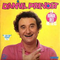 "Daniel Prevost 7"" La Ronde Des Métiers - France (EX+/EX+)"