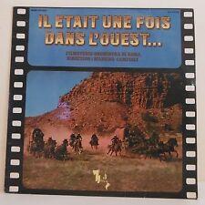 """33T IL ETAIT UNE FOIS DANS L'OUEST Vinyle LP 12"""" Massino CAMPIGLI - NEUILLY 2076"""