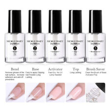 NICOLE DIARY Nail Dipping System Powder Liquid ear Base Top Activator 6ml