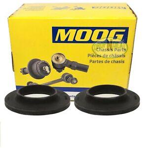 Moog K6203-2 Coil Spring Isolator Insulator Cushion Pad Rear