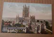 Postcard Gloucester Cathedral friths Series Card Posted