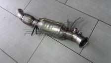 DOWNPIPE INOX 400 CELLE TUBO RIMOZIONE DPF BMW B47 SERIE 1 F20 F21 120D 190CV