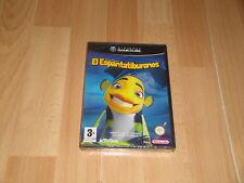 Pal version Nintendo GameCube espantatiburones el