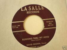 HEAR IT POP R&B David Brown La Salle 501 Hold On