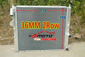 Para Aluminio Radiador Renault Clio 16S Clio Williams 1.8/2.0L 16V 1993-1998 MT