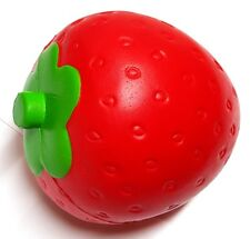 Slow Rising Super Massive Giant Strawberry Squishies Squishy - UK Seller & Stock