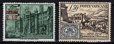 Vatikan 1952 Nr. 187 und 188 A postfrisch **