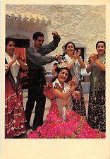 BR55025 Cueva de Los Amaya en el sacromonte Granada Folklore costume spain 7