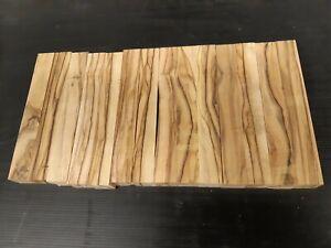 """legno di ulivo/olivo, per tornitura, resina  """"dettagli in descrizione"""""""