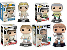 Luke Skywalker Funko Pop Bespin Hoth Endor Yavin Star Wars 94 34 123 94