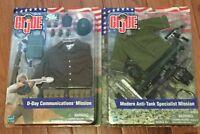 "GI Joe Modern Anti-Tank Specialist Mission D-Day Communications Weapons Gear 12"""