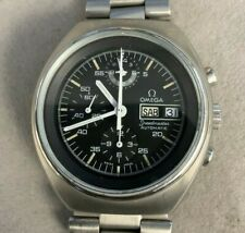 Omega Vintage Speedmaster Mark IV Mens Watch 176.0012 Selling As-is