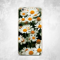 Chamomile Flower Daisy Floral Case Cover For iPhone 7 8 Plus Xs 11 12 Pro Max XR